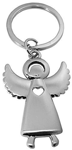 Kaltner Präsente Geschenkidee - Engel Schlüsselanhänger Anhänger Schutzengel