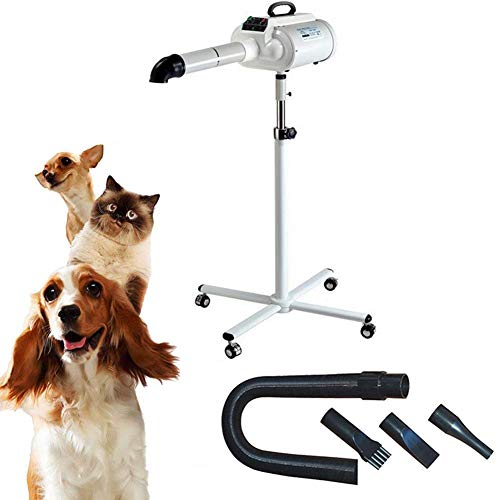 Z@SS Profesional Secadora De Pelo para Mascotas