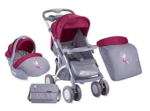 lorelli-apollo-set-cochecito-combi-con-asiento-auto-2-en-1-rosa
