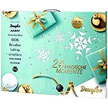 DOUGLAS Luxus Wellness Damen Adventskalender Weihnachtskalender 2016 mit Parfum Kosmetik * LIMITIERT * AUSVERKAUFT *