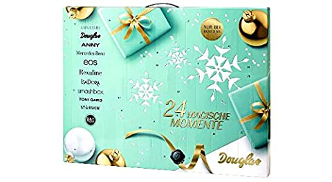 DOUGLAS Luxus Wellness Damen Adventskalender Weihnachtskalender 2016 mit Parfum Kosmetik * LIMITIERT * AUSVERKAUFT