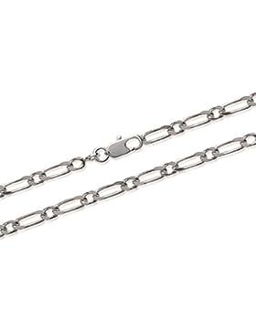 Mary Jane–Kette Silber, Damen/Herren–Breite 3mm–silber 925/000