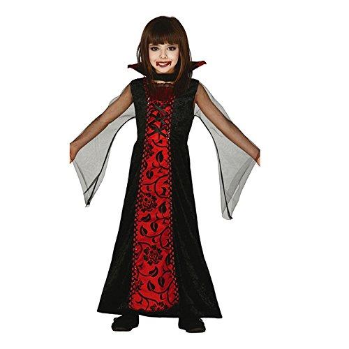 Guirca 83156 - Condesa Vampira Infantil Talla 7-9 Años