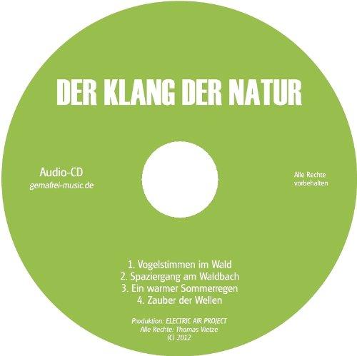 Der Klang der Natur – Wald Bach Regen und Meer-Naturklänge - 3