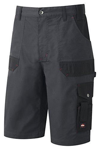 Lee Cooper Workwear LCSHO808 laterale per taglia 38, colore: grigio