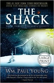 The Shack [Large Print] Lrg edition