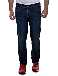 Ben Martin Men's Relaxed Fit Jeans (Blue, 34)