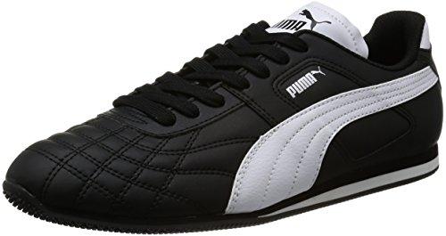 Puma Puma Mexico Mu, Herren Fußballschuhe Training Noir (Black/White)
