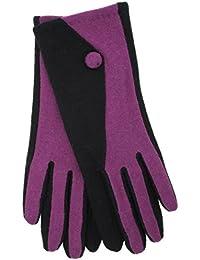 Pia Rossini - Gant - Femme violet violet Taille unique