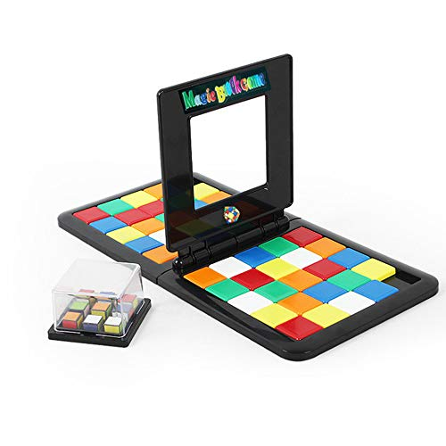 Bonuo New Magic Block Game 2019 Game of Brains Kids & Adults Education Toy (Black)