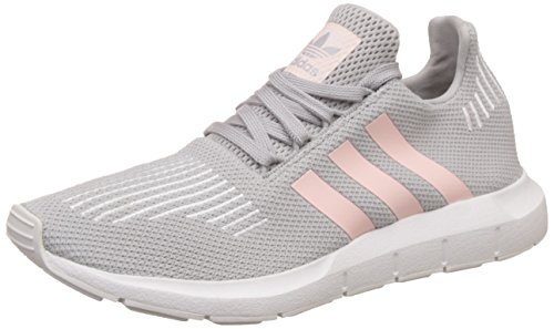 adidas Damen Swift Run Laufschuhe, Grau (Grey Two/Icey Pink/Footwear White), 40 EU