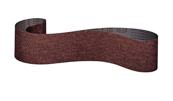 25 bandes abrasives toile corindon CS 310 XF larg Klingspor 9 x L 533 mm Gr 120-286881 Klingspor