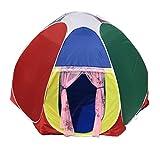 Homecute Hexagonal Igloo Type Popup Kids Toys Play Tent House
