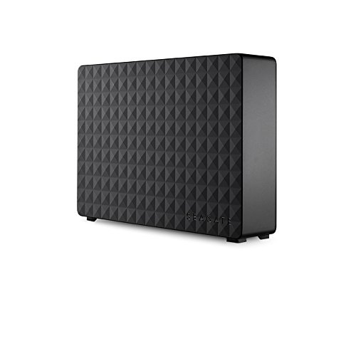 Seagate STEB4000100 4TB External Hard Disk Black Price in India