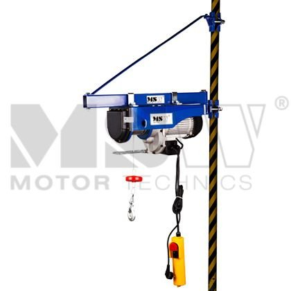 MSW – Pivoting boom PROLIFTOR 1000 – 2204.6 lbs (1000kg) Test
