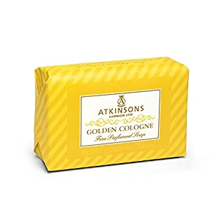 Atkinsons - Fine Perfumed Soaps Sapone Golden Cologne 200 gr