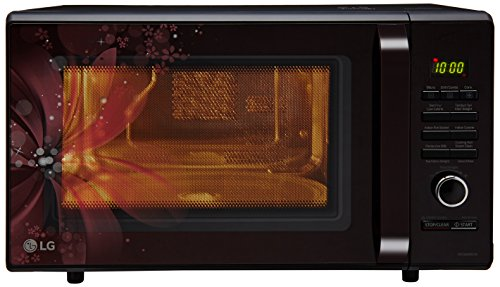 LG-28-L-Convection-Microwave-Oven-MC2886BRUM-Black