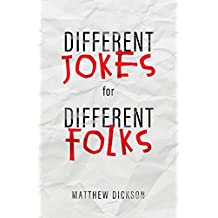 Different Jokes for Different Folks (English Edition)