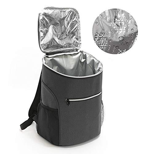 Zaino da picnic borsa da vino, borsa frigo, borsa termica, borsa da picnic, borsa per il ghiaccio borsa termica per il pranzo borsa termica borsa frigo zaini borsa per il pranzo caldo e freddo 20l