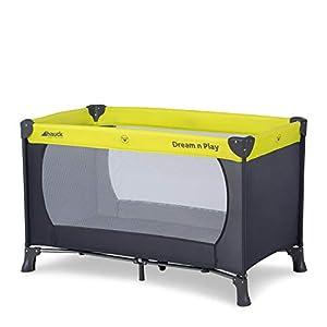 Hauck Kinderreisebett Dream N Play Disney / inklusive Einlageboden und Tasche / 120 x 60cm / ab Geburt / tragbar und…