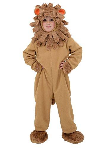 Costume da leone per bambino taglia 6-7 anni