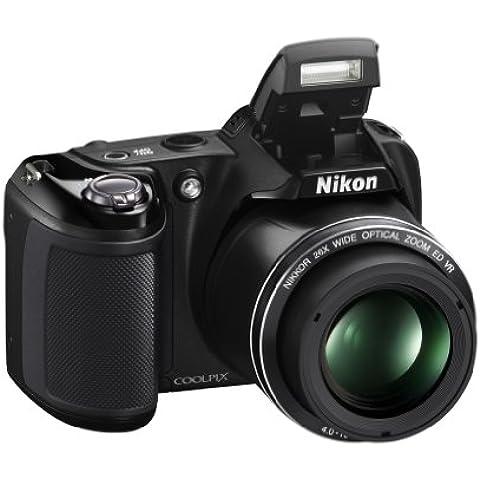 Nikon Coolpix L330 - Cámara compacta de 20.2 Mp (Pantalla de 3