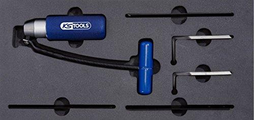 KS Tools 1402358 Falzschaberklingen Satz, Klingen