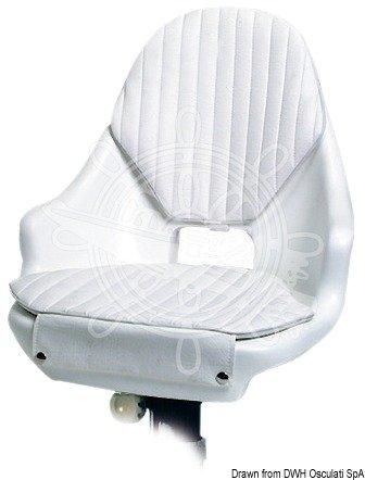 Osculati 48.670.06 - Bootssitz Compact m.Kissen