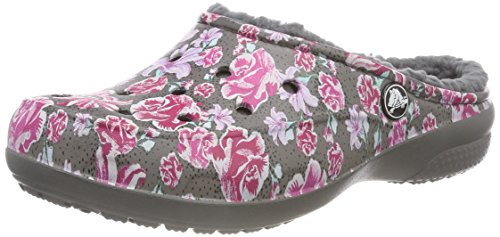Crocs Women Freesail Graphic Lined Clogs