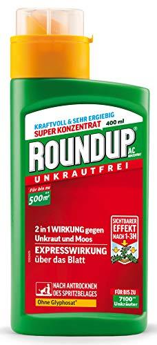 Roundup AC-Unkrautvernichter, Grün