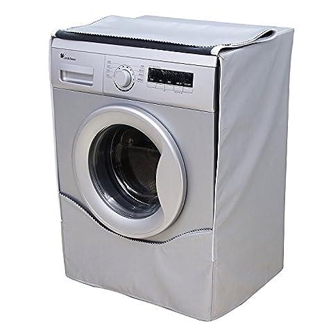 Lave-linge Argent - [Mr. vous] machine à laver Coque étanches