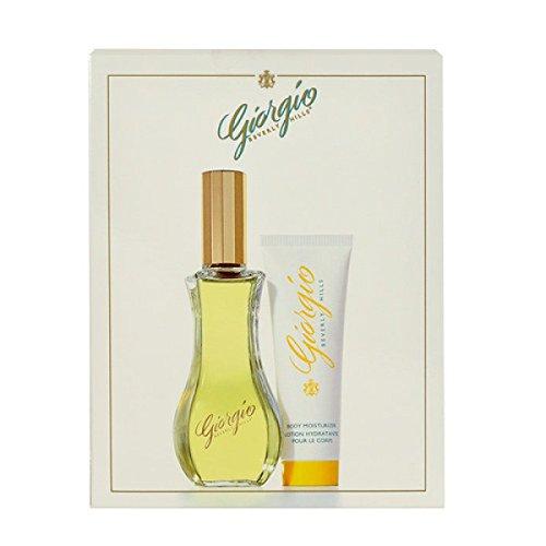 Giorgio Beverly Hills Yellow Eau de Toilette Vaporizzatore - 90 ml, Lozione Corporale - 50 ml