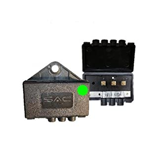 2 Way Outdoor External TV Aerial Splitter SAC by Aerials, Satellites & Cable by aerials, satellites and cable