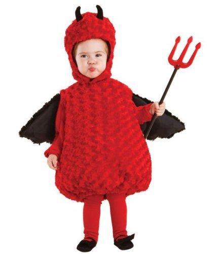 Teufel Lil Kostüm - Underwraps Lil Teufel Kinderkost-m 4-6