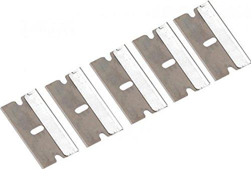 SEALEY Razor Scraper Blade Pack Of 5