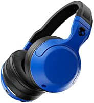 Skullcandy Hesh 2 Bluetooth Wireless Over-Ear Headphones with Microphone, Supreme Sound and Powerful Bass, 15-