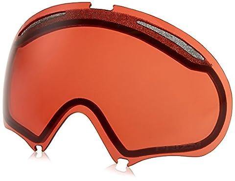 Oakley A-Frame 2.0Linse Ersatzglas für Skibrille/Snowboardbrille bunt Prizm Rose