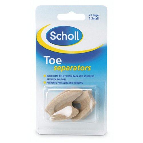 Scholl Footcare Appliances - Toe Separators 2 Sizes