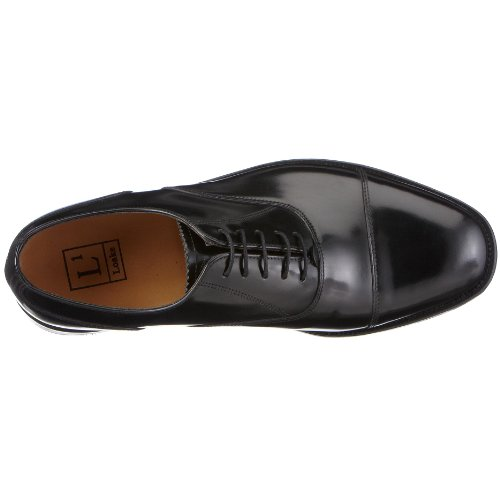 Loake 200B, Chaussures homme Noir
