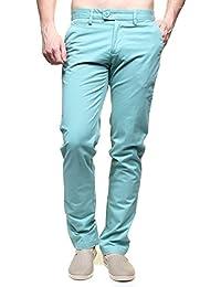 pantalons kaporal 5 melvi vert