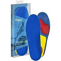 Kaps reliefsport–Hi-Tech Premium plantare Soletta Scarpa Sportiva, equilibrio, sollievo dal