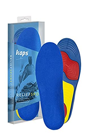 Kaps , Semelles orthopédiques bleu bleu Women / 36-40 EUR