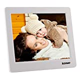 Kenuo 8 Inch Digital Photo Frame Digital Picture Frame1024x768(4:3) HD LED Screen With