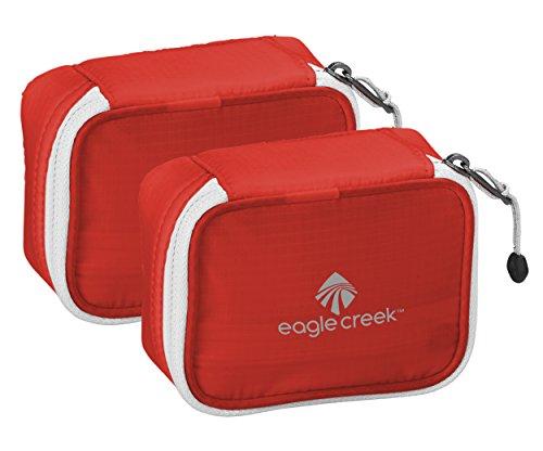Eagle Creek Pack-It Specter Mini Cube Set Organiseur de Sac à Main, 10 cm, 0.300 litres, Volcano réseau