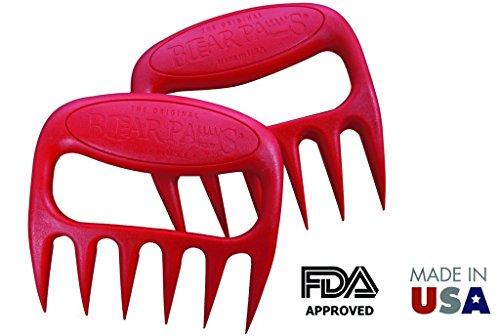 Brentatze Produkte Inc Pulled Pork Shredder Klauen Fleisch Handler Gabeln