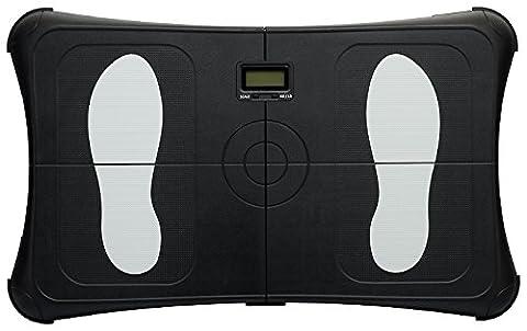 Wii - Balance Board inkl. Waage, schwarz