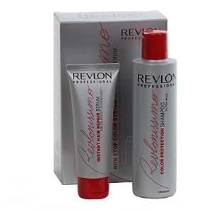 Revlon Revlon Couleur Shampooing 200Ml + Sérum 75Ml