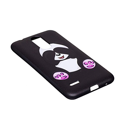 Guran® TPU Schutzhülle Silikon Case für iPhone 7 / iPhone 8 Smartphone Handytasche Gemalte Handyhülle Cover - Nachteule color01