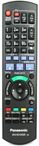 panasonic-hdd-recorder-freeview-remote-control