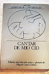 Cantar de mio Cid (Colección hispánicos universales)